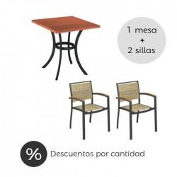 Conjunto hostelería Oviedo