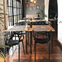 Sillas Masters Kartell réplica hostelería y hogar