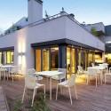Silla Grid para hostelería y terrazas