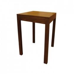Mesa alta Verona madera color roble