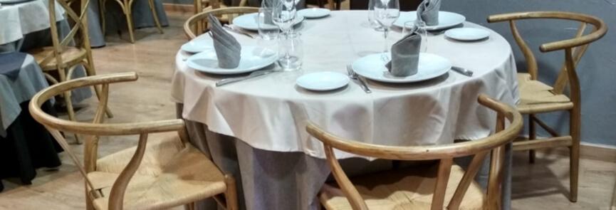 Mobiliario nórdico Thonet y Wishbone para hostelería y restaurante