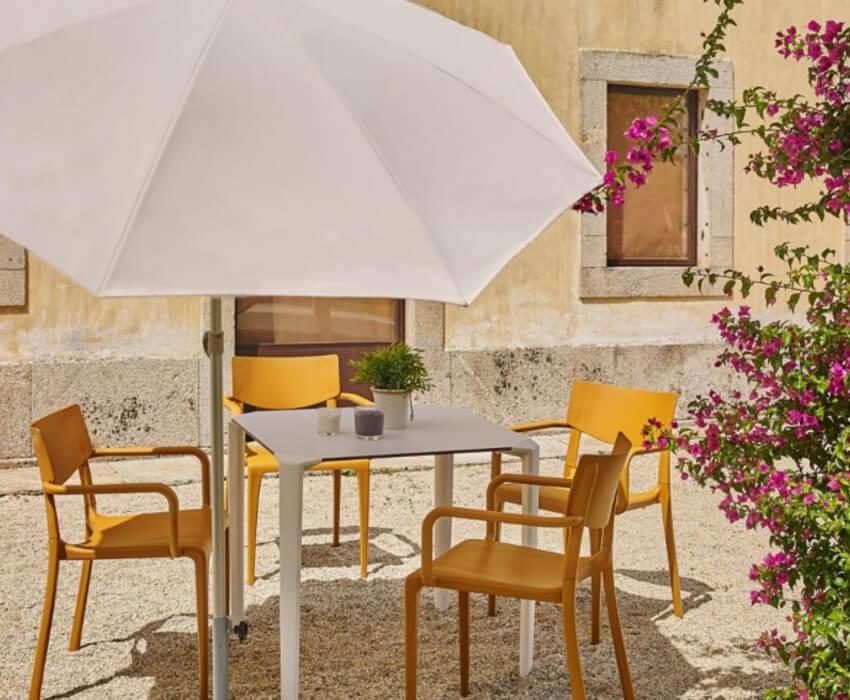 Mobiliario Ezpeleta para terrazas de hostelería